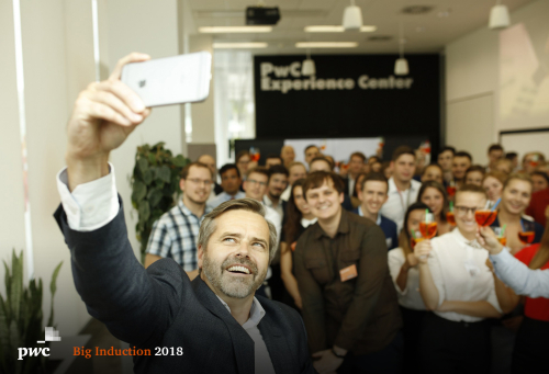 PwC Big Induction_2018